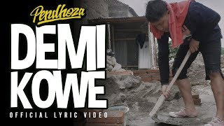 Download Video Pendhoza - Demi Kowe (Official Audio Lyric) MP3 3GP MP4