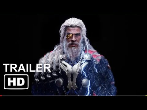THOR 4: Love and Thunder (2022) Teaser Trailer Concept – Chris Hemsworth, Natalie Portman,