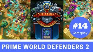 Prime World Defenders 2 Gameplay #14 - The best Rune (7 stars)