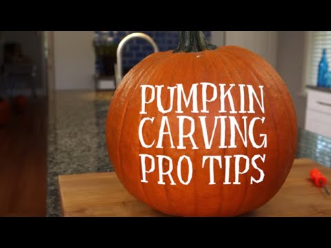 Pumpkin Carving Hacks From a Pro | The Allstate Blog