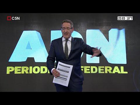 Comunicado de C5N - ADN Periodismo Federal