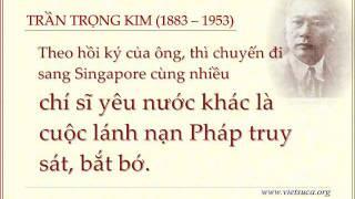 TRẦN TRỌNG KIM