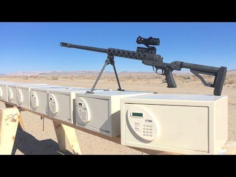 50 BMG VS SAFES 💰 - SERBU RN-50
