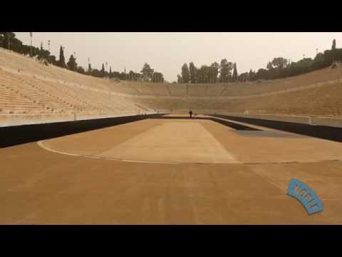 Top 5 facts about the Panathenaic Stadium, Athens Greece