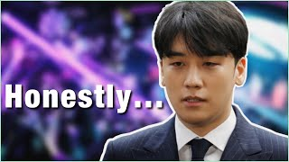 My HONEST Opinion on BIGBANG Seungri's Sentence