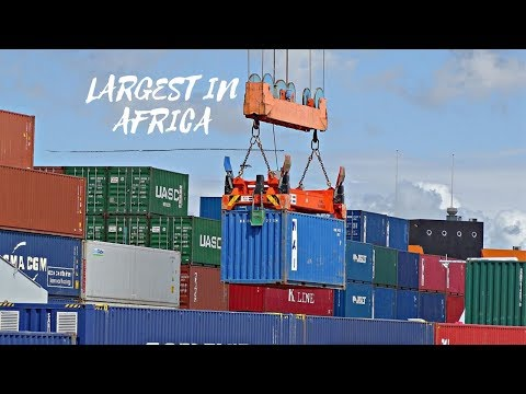 Top 20 Largest Ports in Africa