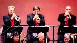"""""""Count Bubba's Revenge"""" - The Big Phat Band (Live At New Trier High School)"""