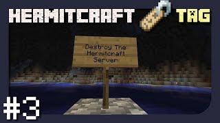 Hermitcraft Tag [#3] | Xisuma tagging... Himself ?! | Hermitcraft Season VI