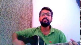 Jag ghoomeya cover by amit singh, sultan movie song, jag ghumiya cover , salman khan ,guitar chords