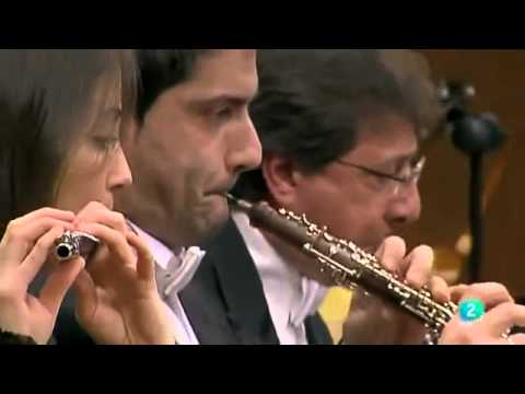 Beethoven Turkish March from The Ruins of Athens , Carlos Kalmar RTVE Orch