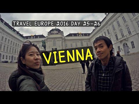 Travel Europe SS1 Day 25-26 : เที่ยวเวียนนา / Vienna / Austria / เที่ยวออสเตรีย