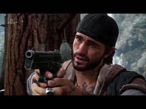 Days Gone E3 2017 Gameplay Walkthrough