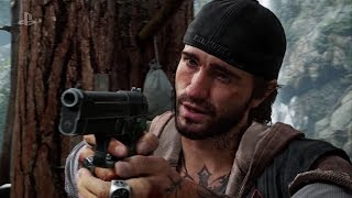 Days Gone E3 2017 Gameplay Walkthrough
