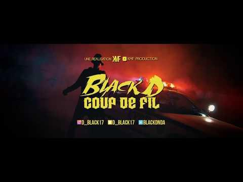 Black D - Coup de Fil (Clip Officiel)