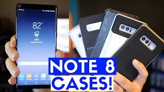 Best Samsung Galaxy Note 8 Cases from Lumion!