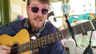 Dua Lipa - Swan Song from Alita Battle Angel // easy guitar tutorial beginner
