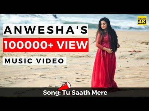 Tu Saath Mere | Anvesha D & Rik Basu I SaReGaMaPa Winner I Hindi Music Video 2018
