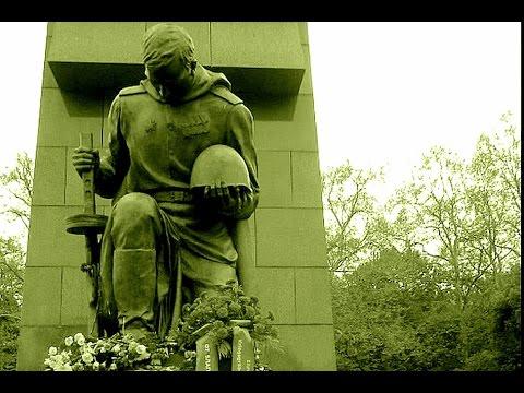 БЕРЛИН. МОНОЛОГ ПАМЯТНИКА СОВЕТСКОМУ СОЛДАТУ.