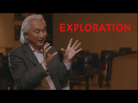 Exploration with Dr  Michio Kaku - Lester Brown on the topic of Earth Day