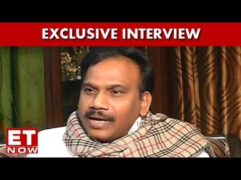 A Raja Talks About Vinod Rai Being Used As A Tool For 2G Spectrum Scam