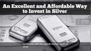 Silver Bars: An Excellent and Affordable Way to Invest in Silver