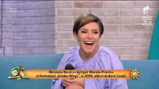 """Nicoleta Nucă: """"Mi-am modificat nasul din motive medicale"""""""