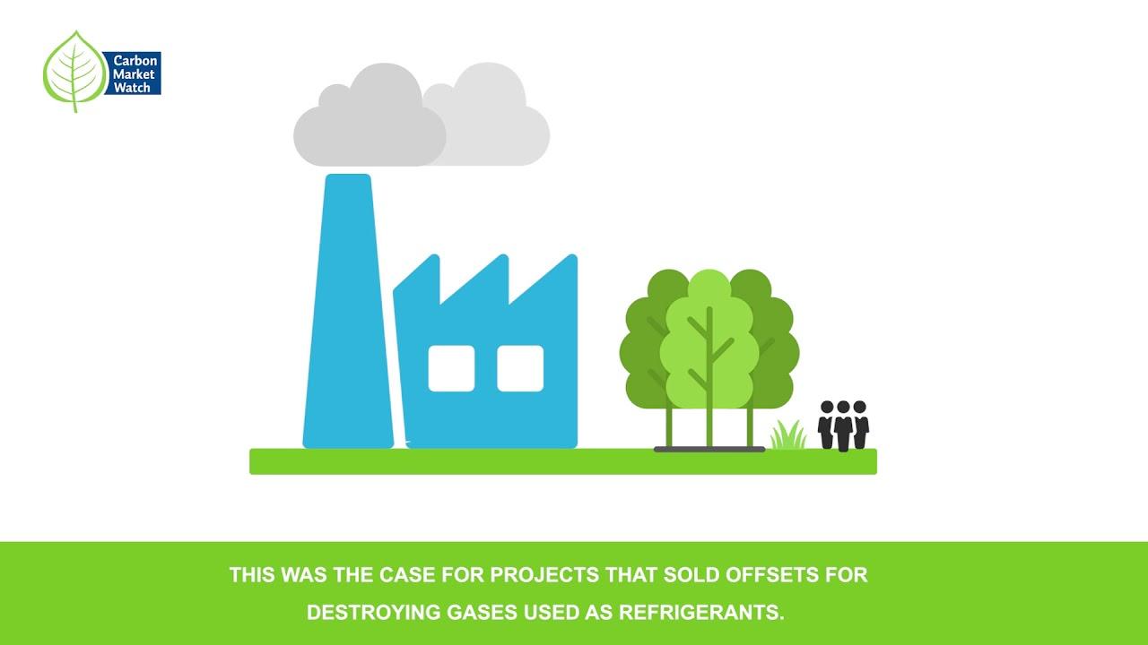 Withdrawn UN advert shows why carbon offset scheme should be
