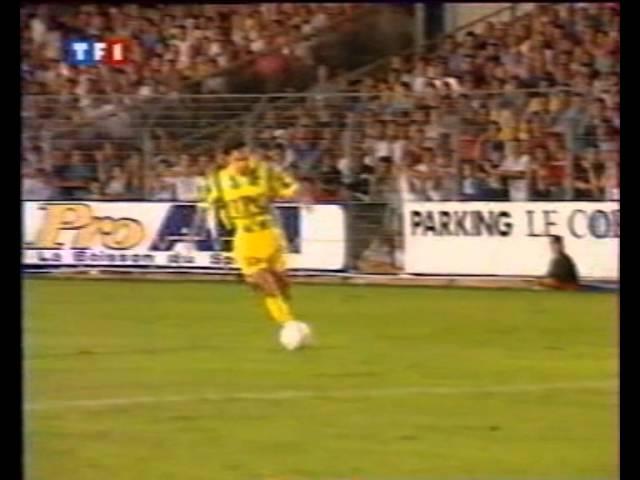 Monpellier- FC Nantes 2-2 - Saison 1994-1995