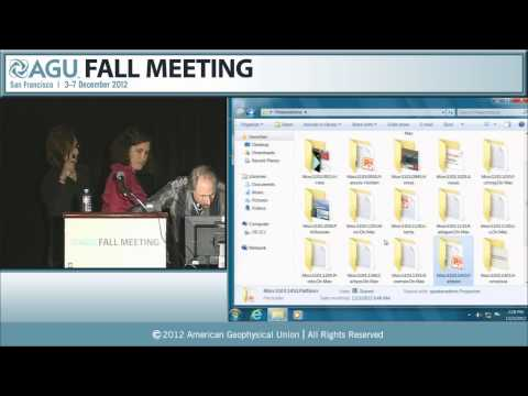 V13F. Space, Time, and Transport in Petrology and Geochemistry I - 2012 AGU Fall Meeting
