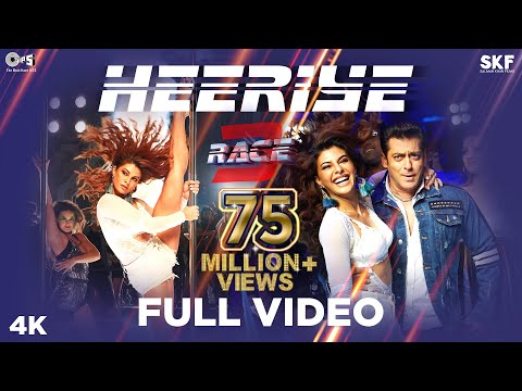 Heeriye Full Video Race 3  Salman Khan & Jacqueline  Meet Bros Ft. Deep Money, Neha Bhasin