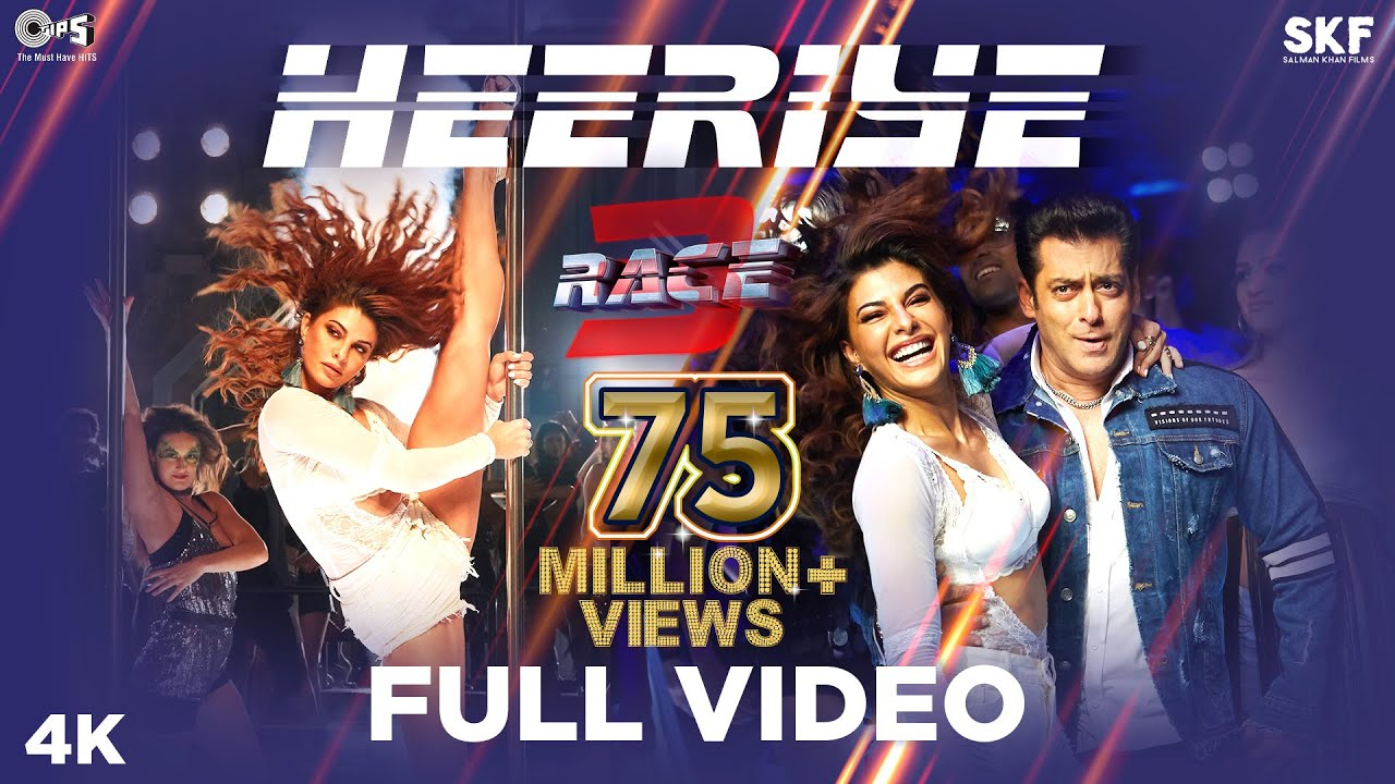 Download Heeriye Full Video - Race 3 | Salman Khan & Jacqueline | Meet Bros ft. Deep Money, Neha Bhasin