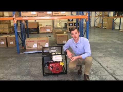8kva Petrol Generator: for trade and farm use