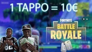 1 TAPPO = 10€ FORTNITE HAASTE .ft Sisko