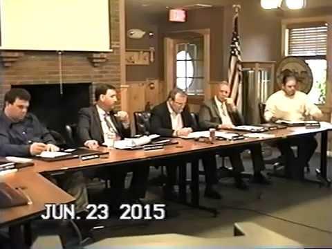 Tewksbury, MA: Board of Selectmen Meeting: June 23, 2015: Part 1 of 2