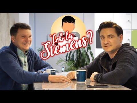 Ce înseamnă să lucrezi la Siemens - Cavaleria.ro
