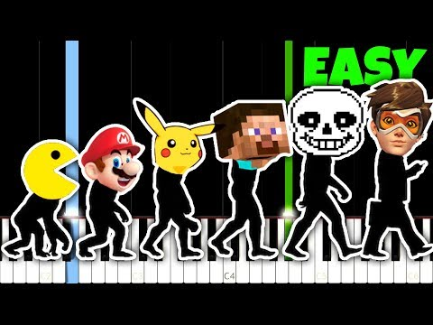 Evolution of Game Music [1980 - 2018]... And How To Play IT!