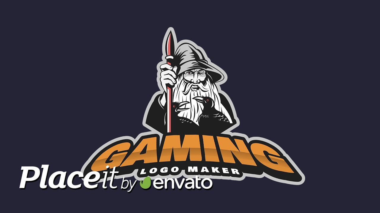 Gaming Logo Maker Envato