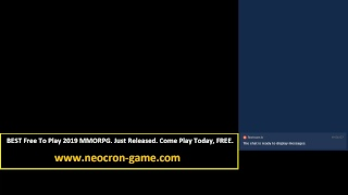 #1 FREE FPS / MMORPG GAME OF 2019 - Neocron Evolution - DOWNLOAD NOW, NO CC NEEDED TO PLAY.