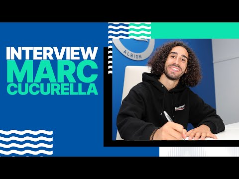 Marc Cucurella: My neighbors told me about Brighton