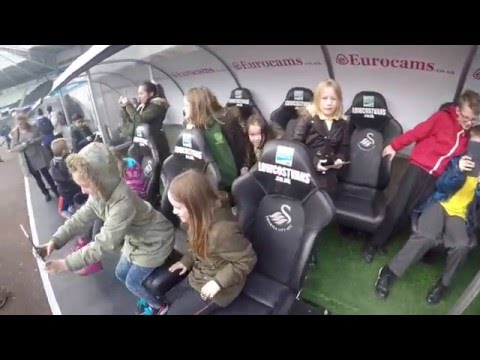 Ospreys Schools Programme - Liberty Stadium Tour