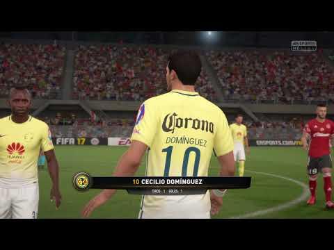 Xolos vs América jornada 9 fifa 17