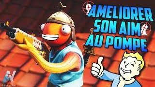 HOW TO IMPROVE TO POMPE (aim map)? Fortnite