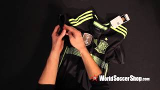 adidas Spain 2014 Away Soccer Jersey
