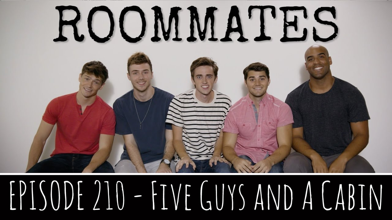 Download Roommates  - Season 2, Episode 10 - Five Guys and a Cabin
