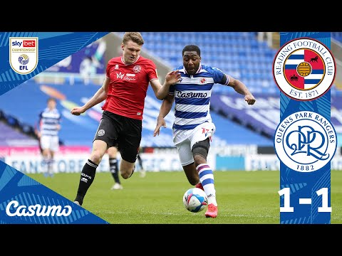 Reading QPR Goals And Highlights