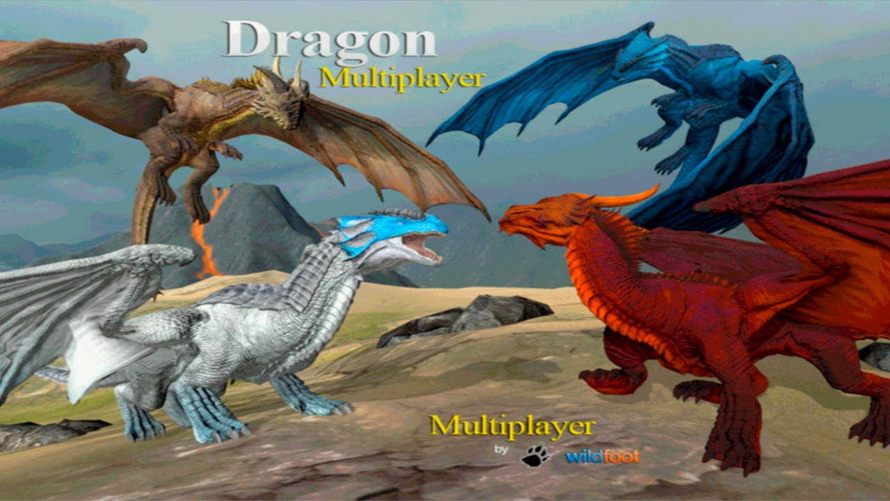 Dragon Multiplayer 3D   By Wild Foot Games Simulation   iTunes     YouTube Premium
