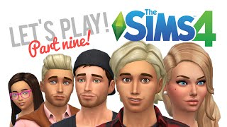 Let's Play The Sims 4 — Part 9 — Let's adopt!