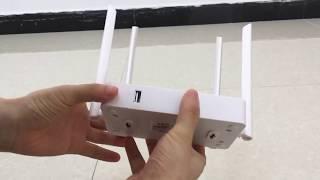 WIFI роутер для USB модемов и проводного интернета