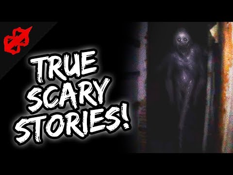 5 Scary Stories   True Scary Stories   Paranormal Stories