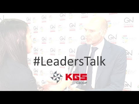 #LeadersTalk with KGS Diamond Tools' COO, Erik Jansman